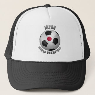 JAPAN SOCCER CHAMPIONS TRUCKER HAT