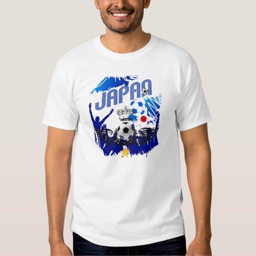 Japan   Soccer Qualifying and Brazil 2014 T-shirt