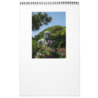 Japan - Spiritual Images Calendar
