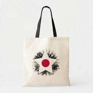 Japan Star Canvas Bag