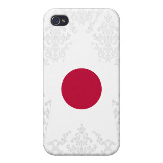 Japan Star Cover For iPhone 4