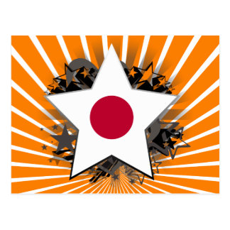 Japan Star Post Cards