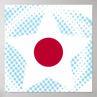 Japan Star Posters