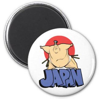 Japan Sumo Magnet