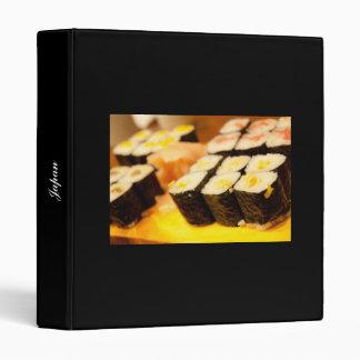 Japan Sushi Binder
