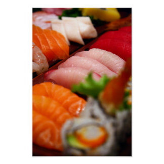 Japan Sushi Collection poster