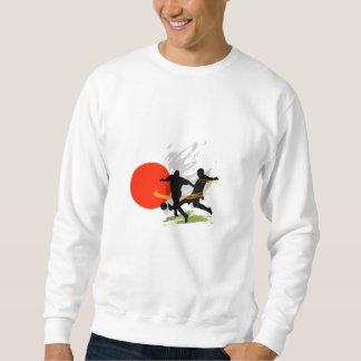 Japan Team Supporter World Cup 2010 Sweatshirt