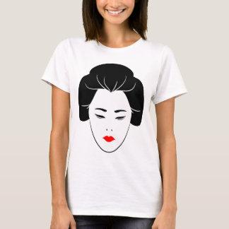 """Japan tee-shirt """"geisha """" T-Shirt"""