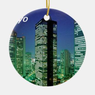 Japan-tokyo-angie-.JPG Ceramic Ornament