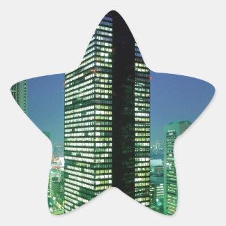 Japan-tokyo-angie-.JPG Star Sticker