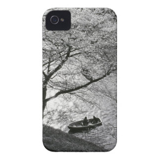 Japan, Tokyo. Cherry blossoms in the Imperial Case-Mate iPhone 4 Case
