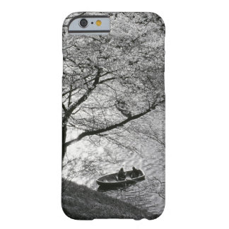 Japan, Tokyo. Cherry blossoms in the Imperial Barely There iPhone 6 Case