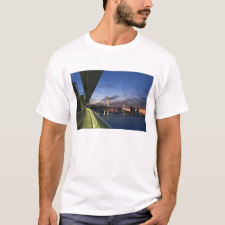 Japan. Tokyo. Rainbow Bridge in Tokyo Bay. T-Shirt