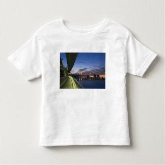 Japan. Tokyo. Rainbow Bridge in Tokyo Bay. Toddler T-shirt
