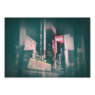 Japan Tokyo Square Card