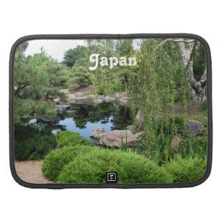 Japan Water Garden Folio Planner