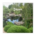 Japan Water Garden Tile