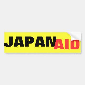 japanaid bumper sticker