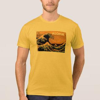 Japanese Aloha Wave T-Shirt