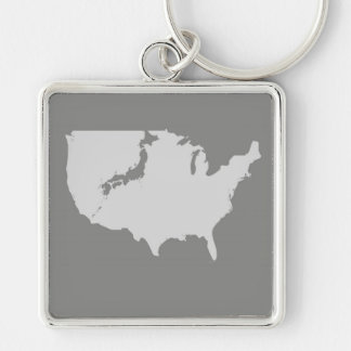 Japanese America Keychains