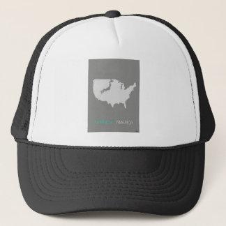 Japanese America Trucker Hat