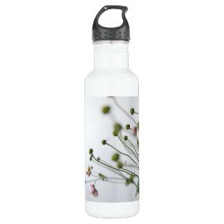 Japanese anemone water bottle