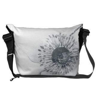 Japanese Anenmone Courier Bag