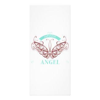 Japanese Angel Rack Card