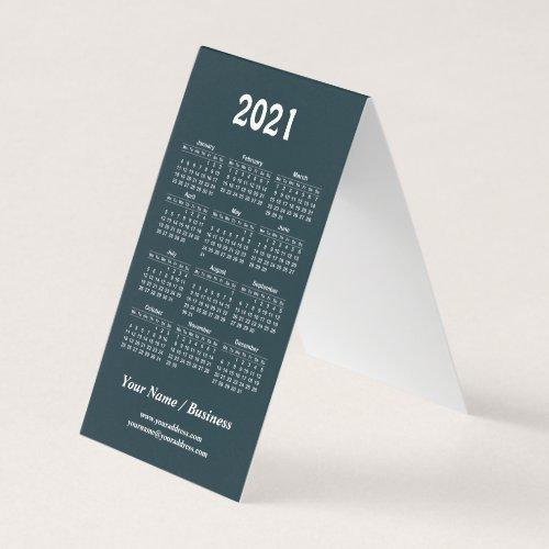 Japanese art 2020 calendar template business card