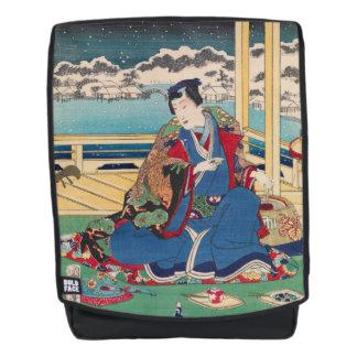 Japanese Art backpack