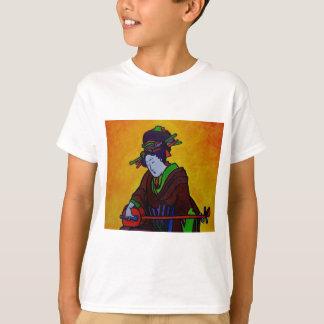 Japanese Art  by Piliero T-Shirt