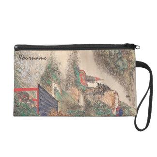Japanese Art custom accessory bags