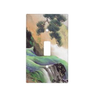 Japanese Art light switch cover