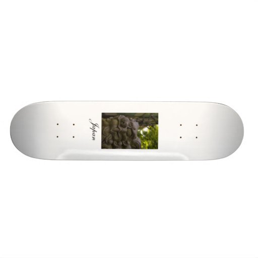 Japanese Art Skateboard