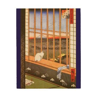 Japanese Wood Wall Art Zazzle