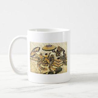 Japanese Artwork Coffee Mug