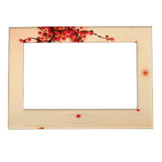 Japanese Autumn Art Magnetic Frame