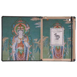Japanese Avalokiteshvara DODO iPad Case