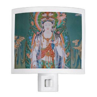 Japanese Avalokiteshvara Night Light
