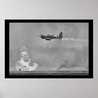 Japanese B5N Kate Torpedo Bomber Print