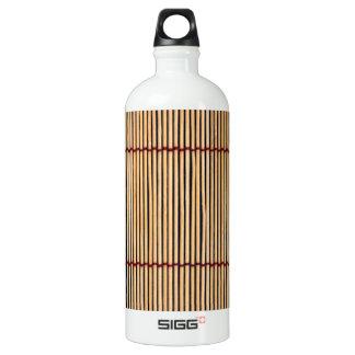Japanese Bamboo Mat Water Bottle