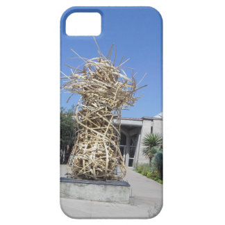 Japanese Bamboo Sculpture iPhone5 Case