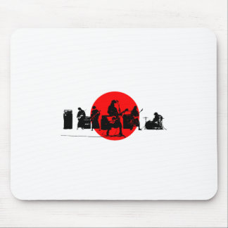 Japanese Band Mouse Pad