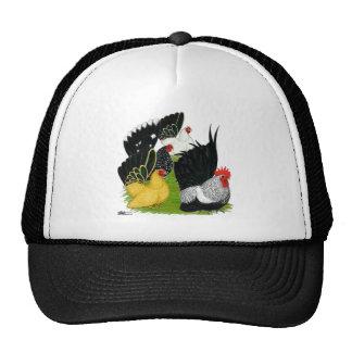Japanese Bantam Quartet Trucker Hat