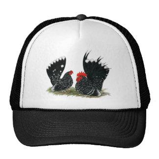 Japanese Bantams Mottled Trucker Hat