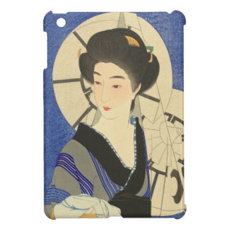Japanese Beauty At the Bathouse Cover For The iPad Mini