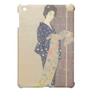 Japanese Beauty in Summer Kimono Case For The iPad Mini