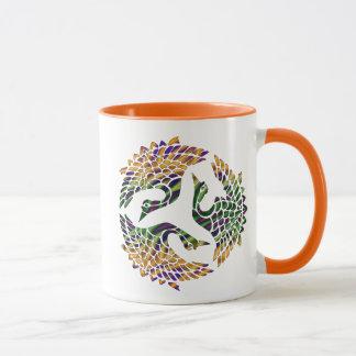 JAPANESE BIRDS DESIGN Mug