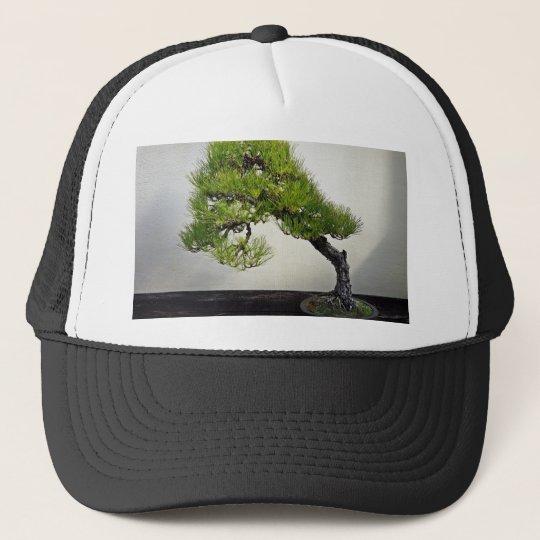 Japanese Black Pine Bonsai Trucker Hat