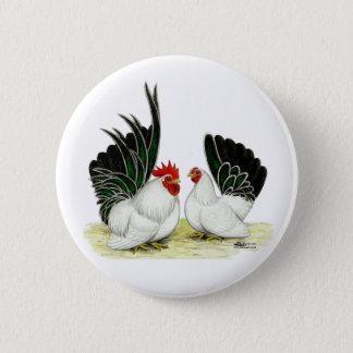 Japanese Blacktail Bantams Pinback Button